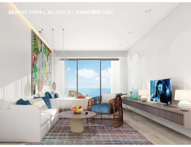 phối cảnh căn hộ panorama nha trang