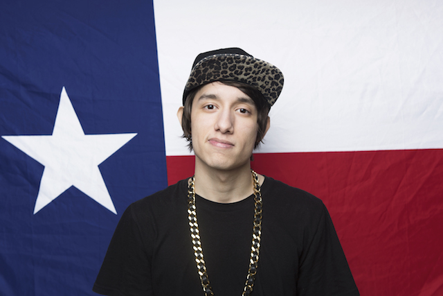 "Crizzly, an American ""Trap"" DJ and producer"