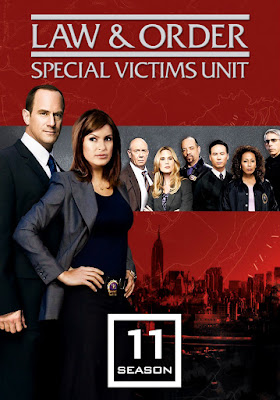 Law & Order Special Victims Unit (TV Series) S11 DVD R1 NTSC Sub