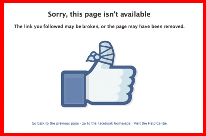 How to Know if You are Blocked On Facebook - DaftarEmail com