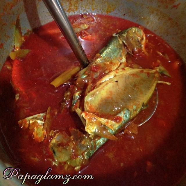 Resepi-Ikan-Masak-Asam-Pedas