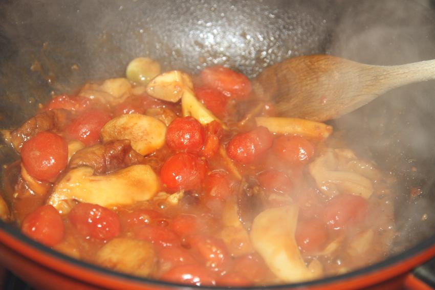 Przepis na spaghetti al nero di seppia.