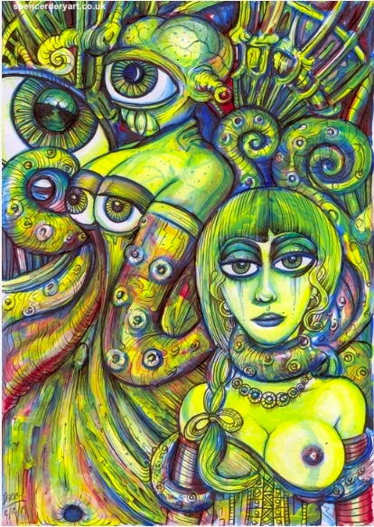 Original Art For Sale