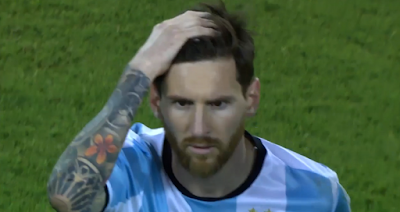 Lionel Messi says he's retiring from international soccer after Copa America loss