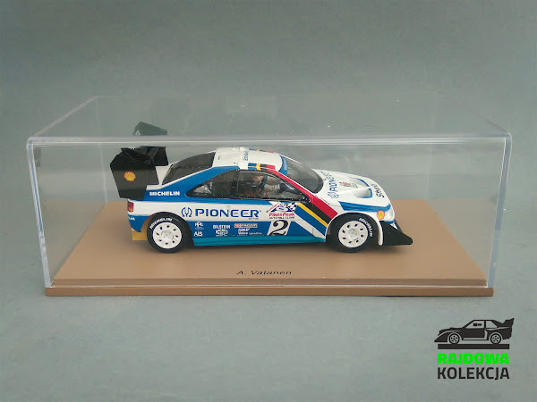 Spark Peugeot 405 T16 PP, Zwycięzca Pikes Peak Auto Hill Climb 1988