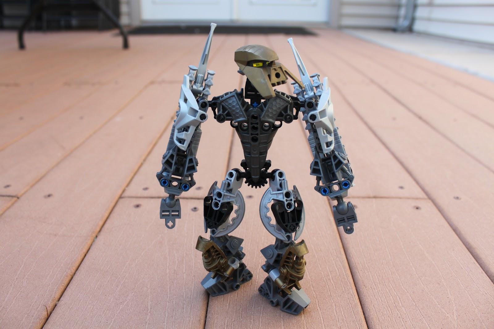 Epic Bionicle Mocs Irukshi