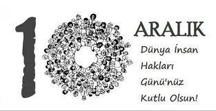 10 Aralık Dünya İnsan Hakları Günü Kutlandı - 2