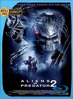 Alien vs Depredador 2 2007  HD [1080p] Latino [Mega] dizonHD