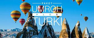 Umroh plus turki 2017
