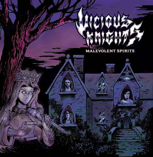 """Το ep των Vicious Knights """"Malevolent Spirits"""""""