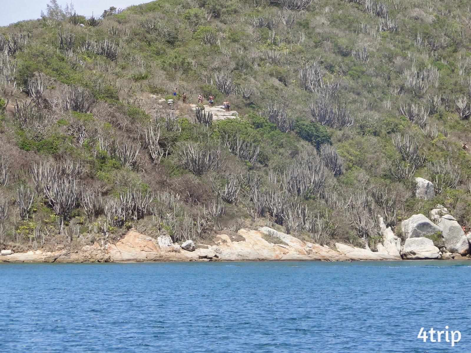 Barco Arraial do Cabo