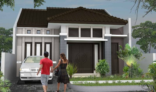 Rumah minimalis via desainrumahterbaik.xyz