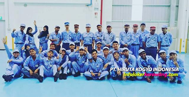 Cara Melamar Kerja PT. HIRUTA KOGYO INDONESIA Karawang