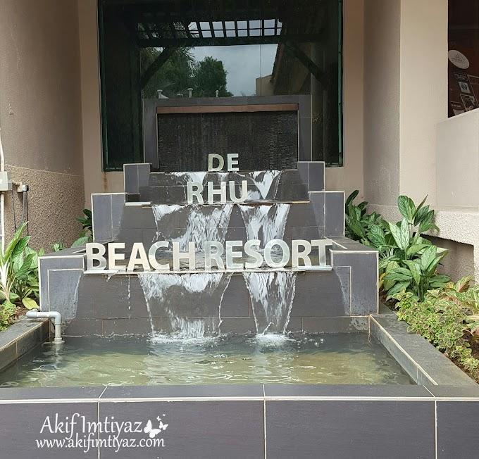 De Rhu Beach Resort Kuantan Merealisasikan Percutian Terindah KBBA9