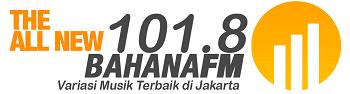 Streaming Radio Bahana 101.8 fm jakarta