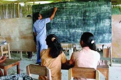 Tak Banyak Guru yang Mau Mengabdi di Daerah