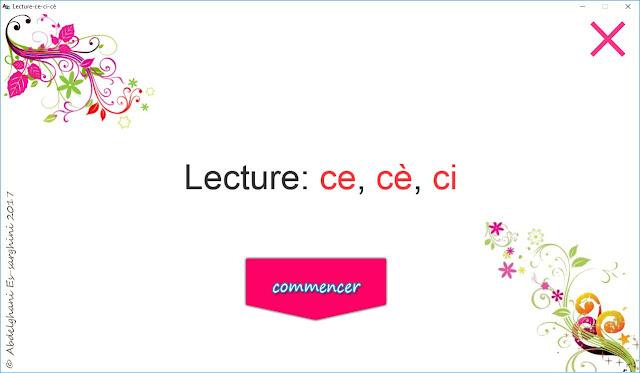 Lecture en 3ème AEP