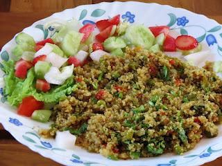 Healthy Eating | Quinoa Recipe