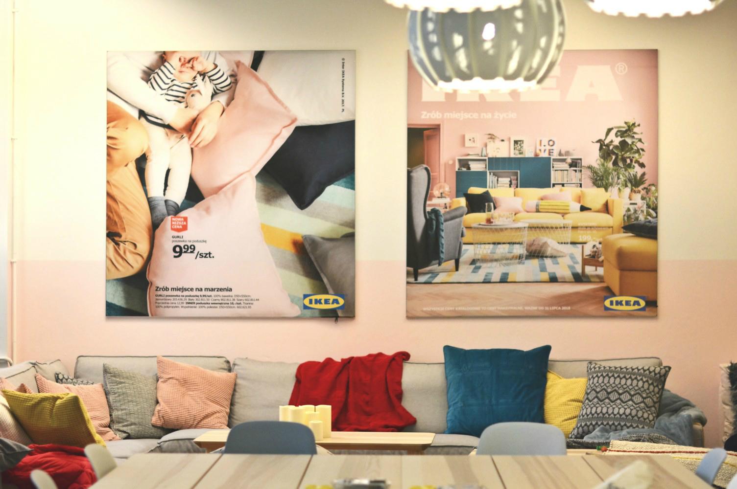 Sypialnia przytulna, że hoo hooo! - warsztaty w Kuchni Spotkań IKEA - relacja
