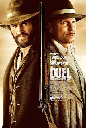 Poster The Duel 2016