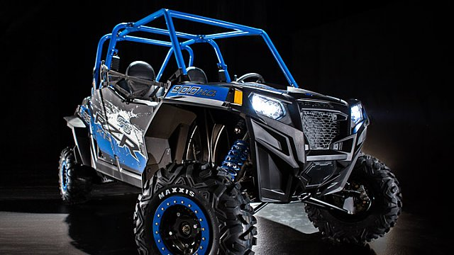 Davide458italia: Polaris RZR XP 900 H O  Jagged X Edition