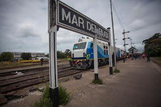 El 15 de Abril podría volver el Tren a Mar del Plata