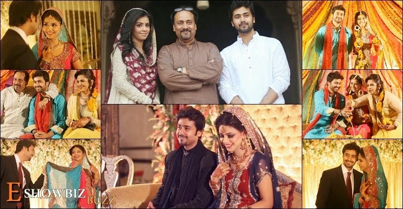 Drama Actor Waseem Abbas S Son Ali Wedding Pictures