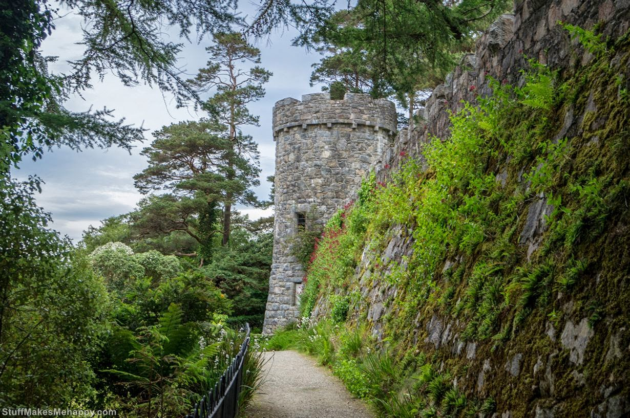 Glenveagh Castle - Photo by Brad Tutterow