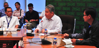 Philippines and IRRI to strengthen joint program to push rice productivity