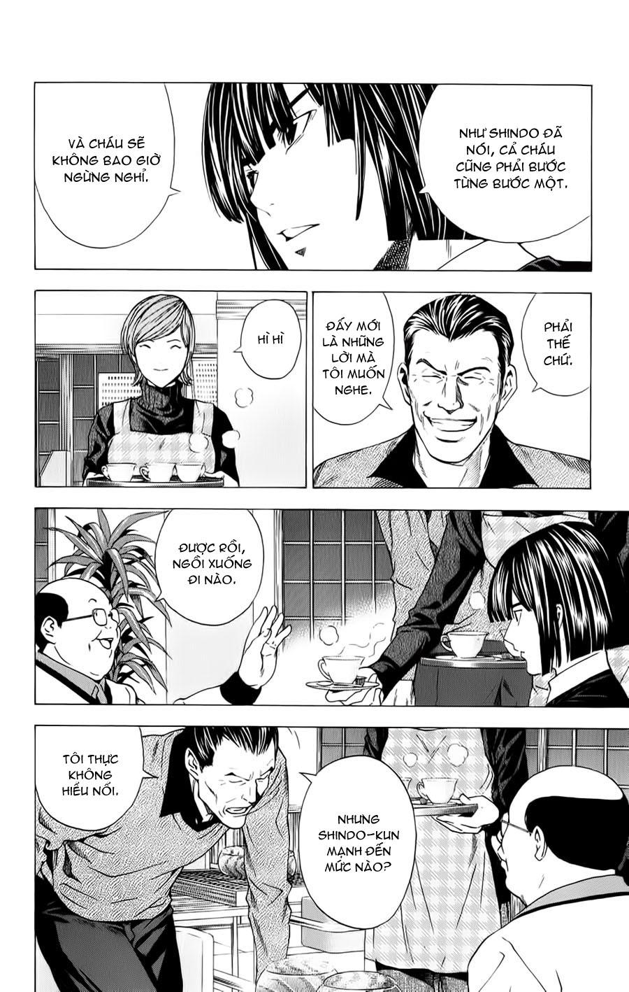 Hikaru No Go hikaru no go chap 152 trang 8