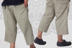 Celana Sirwal Sebagai Celana Paling Nyaman