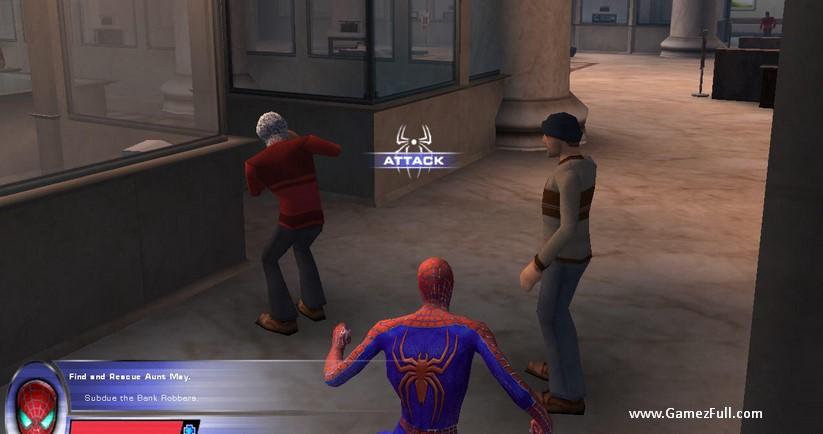 Resultado de imagen para spider-man 2 2004 game