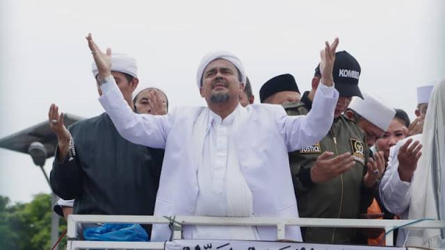 KBRI Riyadh Tidak Mengetahui Keberadaan Rizieq Syihab di Arab Saudi