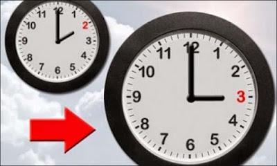 بلاغ - إضافة ستين دقيقة إلى التوقيت الرسمي للمغرب يوم الأحد 25 مارس الجاري