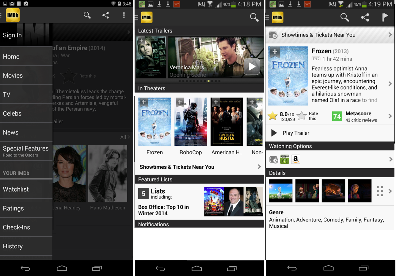 Download IMDb Films and tv