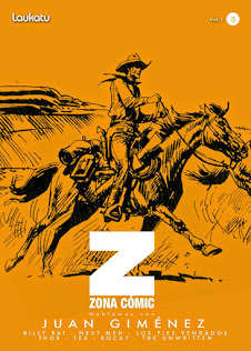 Revista zona comic / TEX