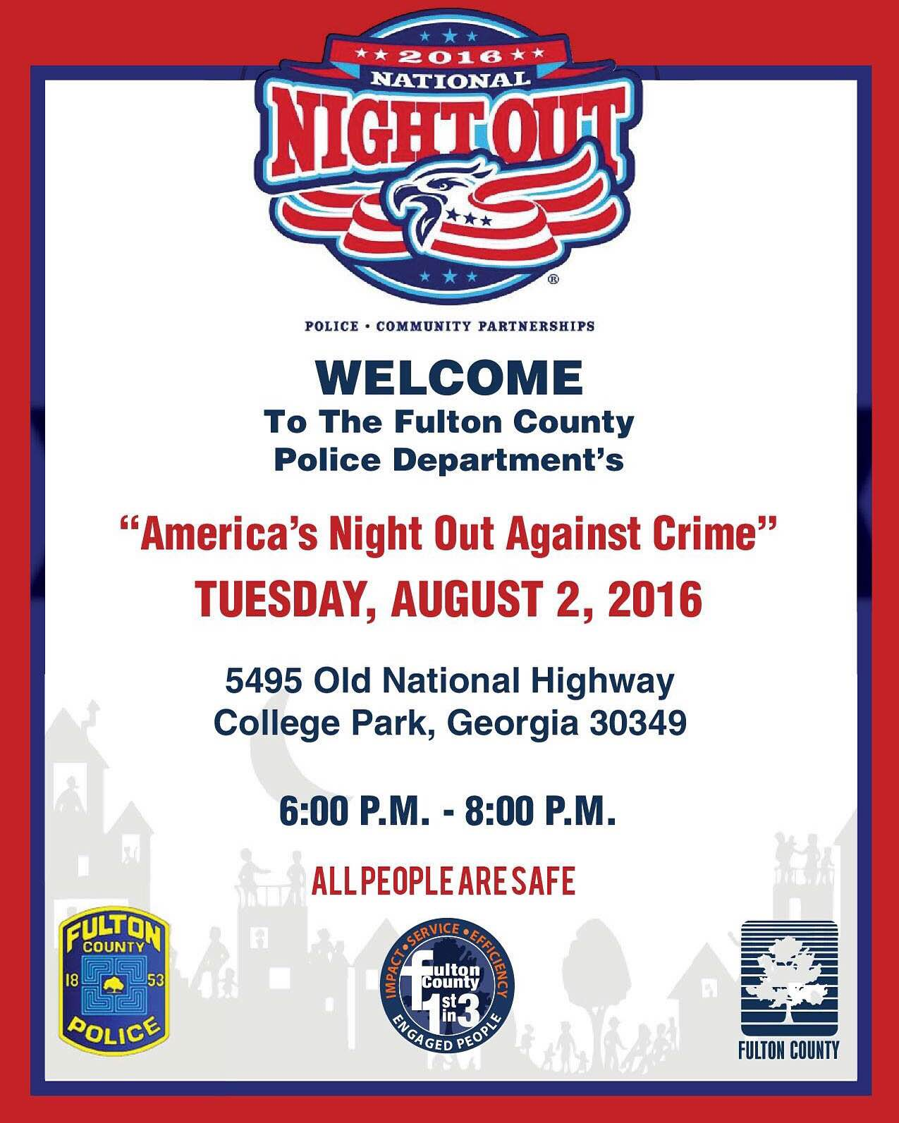 Fulton County Government: Count Down to Fulton County Police