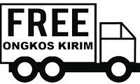 gratis pengiriman keseluruh indonesia