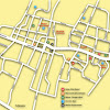 Peta Tabanan Bali Lengkap 10 Kecamatan