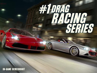 Game CSR Racing 2 Mod APK v1.13.2 Unlimited money Fuel Bug Fixed For Android Free