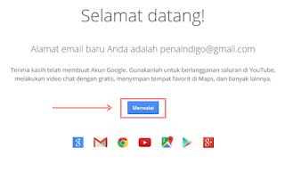Cara Membuat Email Baru Gratis