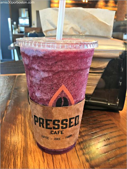 Cafeterías de Boston: Pressed Cafe