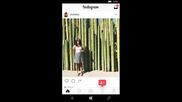 Instagram 8.0 per Windows 10 Mobile disponibile con nuovo logo e nuovo design HTNovo