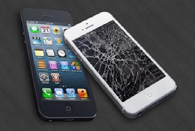 Thay mat kinh iPhone 4s chinh hang