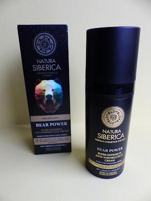 Imagen Crema antiarrugas para hombre El Poder del Oso de Natura Siberica