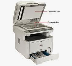 Wireless Monochrome Printer amongst Scanner too Copier Oki MB451 Printer Driver Downloads