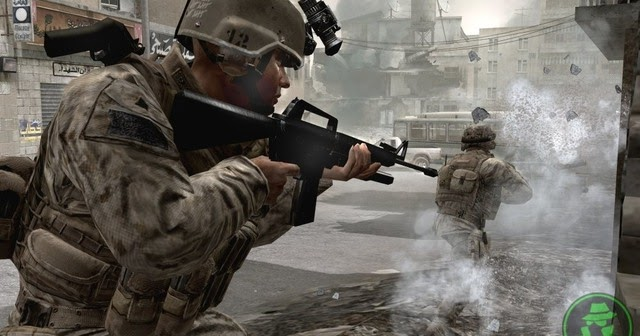 تحميل لعبة call of duty modern warfare 3