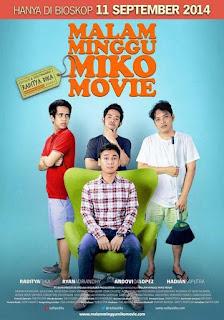 Download Malam Minggu Miko The Movie 2014 DVDRip