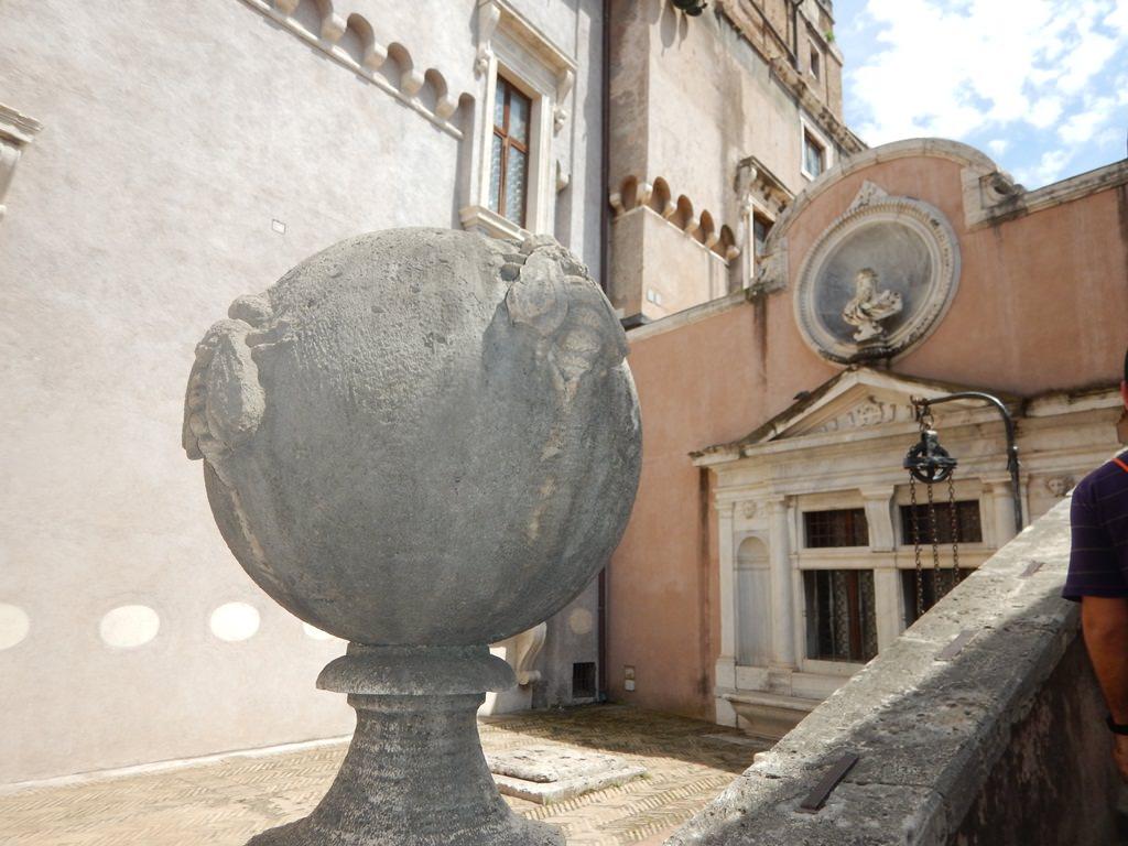 Castelo de Santo Ângelo Roma
