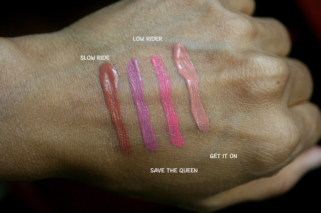 NARS Powermatte Lip Pigments Part 1